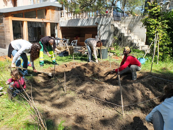 Jardins participatifs