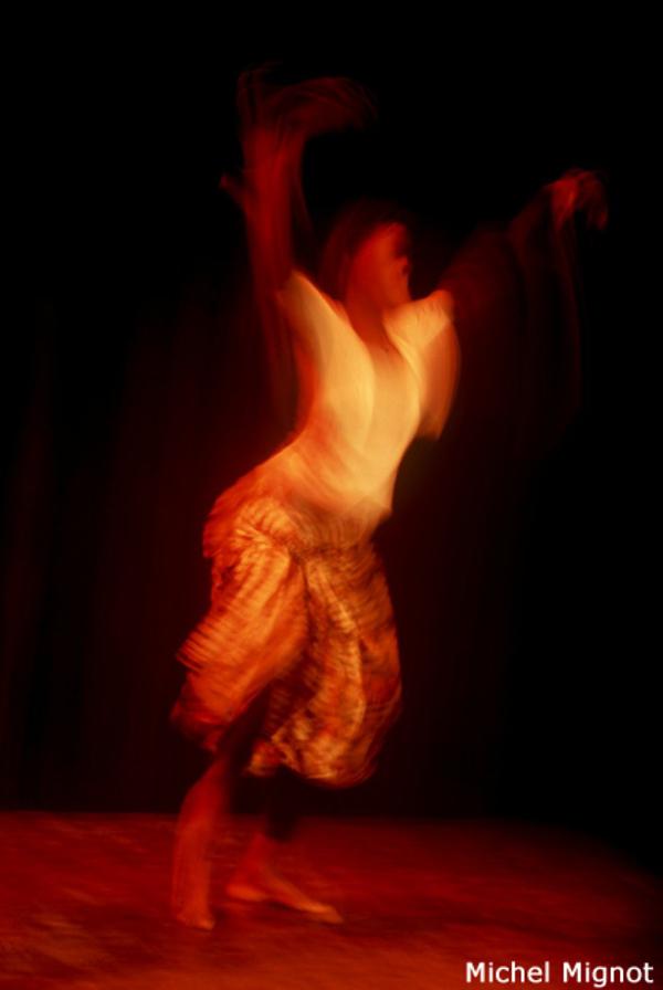 Cours de danse africaine