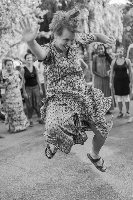 Week-end autour des danses du Mali avec Hannah Wood les 15 et 16 décembre 2018, Vence (06)